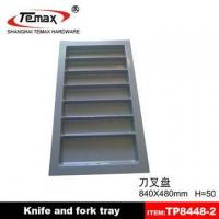 Buy cheap kitchen plastic cabinet knife and fork tray from wholesalers