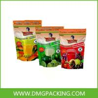 Plastic dried fruit packing bags Manufactures