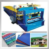 heavy duty crimping roll forming machine Manufactures