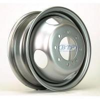 16 inch Dualie Trailer Wheel with a 4.75 inch Pilot Hole Manufactures
