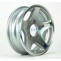 Aluminum Boat Trailer Wheel 12 inch 5 Star 5 Lug Manufactures