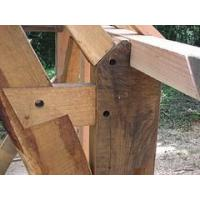 Advanced Timber Framing Course - Powys