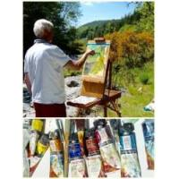 Art and Painting Workshops at Pengwernydd. - Ceredigion Manufactures