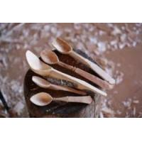 An introduction to spoon carving in the Peak District with Robin Wood - Derbyshire Manufactures