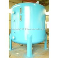 Carbon Steel Pressure Tank With Rubber Liner Manufactures