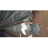 Hot Dipped Galvanized Steel Angle for Frames, shelves, Manufactures