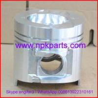 Komatsu engine repair parts 4D95 engine piston with pin and clips 6202-32-2110