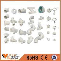 PVC pipe fittings sewage pipe fitting Manufactures