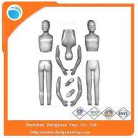Body Parts Hot Toys Plastic Figure Mold Manufactures