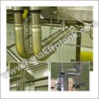 Industrial Plastic Piping Manufactures
