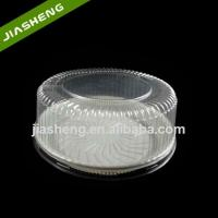 White Round Shape Disposable Plastic Trays/Plates for Party & Wedding Manufactures