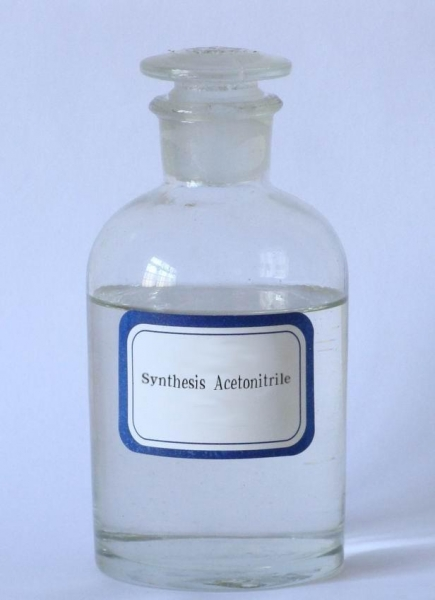 Quality Acetonitrile CAS.75-05-8 Methyl Cyanide Synthesis Acetonitrile for sale