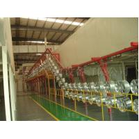 Automotive wheel coating line Automotive wheel automatic spraying line