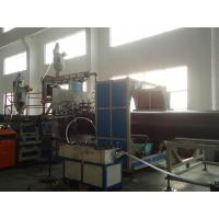HDPE double wall steel pipe production line Manufactures