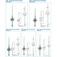 Lightning Protection&Earthing Calculation of TQYF lightning rod is protective radius Manufactures