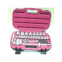 Hardware 27pcs socket set Manufactures