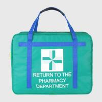 Security Bags Pharmacy Carrier (1CRPHARM) Manufactures