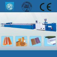 PE/PP foamed profiles extrusion line Manufactures