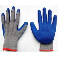 Natural Latex Coated Gl... English Nitrile Coated Gloves Manufactures