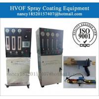 HVOF Spray Equipment Manufactures