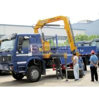 4x4 5T Truck Mounted Crane Knuckle Boom