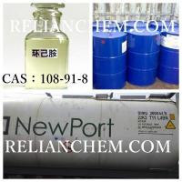 Dyestuffs & Pigments Cyclohexylamine CAS :108-91-8 Manufactures