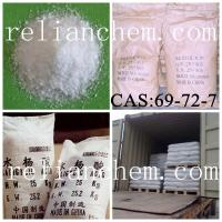 Medical Chemical Materials Salicylic acid CAS:69-72-7 Manufactures