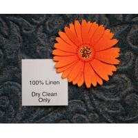 Care & Content Labels 100% Linen (with care info) Manufactures