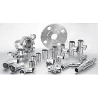 Stainless steel pipe fittings and accessories