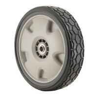 12-Inch Plastic Wheel for Walk-Behind Mowers Manufactures
