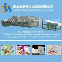 Device namePS Foam Fast Food Box Thermoforming Machine -Stacking Design Manufactures