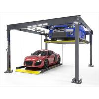 The Car Stack Parking Solutions: Dp004 Model parking lift