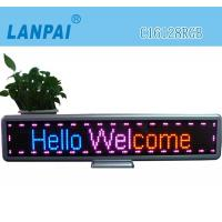 Product:Rechargeable USB mini led desktop display Manufactures