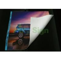 Sublimation Single Print Jersey Materials For Exhibition, Fast Show