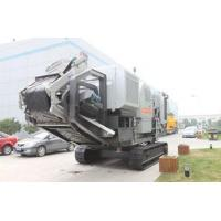 Products Hydraulic-driven Track Mobile Plant Manufactures