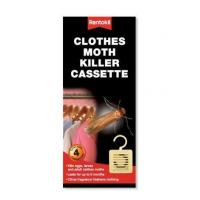 Moth Killer Products Clothes Moth Killer Cassette 4 Pack Product CodeARENT00301 Manufactures