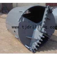 Buy cheap double start rock bucket conical bottom from wholesalers