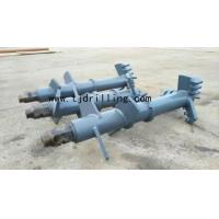 Buy cheap SMW/DEEP SOIL MIX WALL triple-axis flight auger for soil mix wall from wholesalers