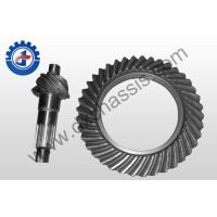 Transmission assy &components Number: GEAR SET; DIFF RR Z=7:43 Manufactures