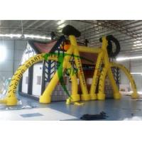 Adv/promotion inflatable Name:14m Inflatable Fixed Event Bike Model