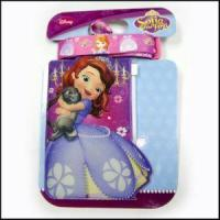 Cute Card Holder Purple Color Cute Logo Girl Neck Lanyards Manufactures