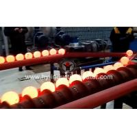 Hot Rolled Steel Ball Steel ball hot rolling production line Manufactures