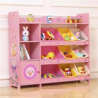 kids toy storage rack baby Easy Assemble Childre Manufactures