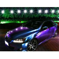 China Purple Blue Pearl Chameleon Vinyl Wrap Car Body Film on sale