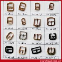 Zinc Material Pin Buckle For Sandal