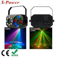 Gobo Effect/Strobe/Chase And Laser Effect