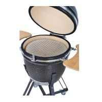 21 Inches Ceramic Barbecue Grills With Cast Iron Stand Manufactures