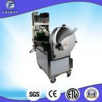 Vegetable Preparation Machine Multi Functional Double Heads Vegetable Cutter