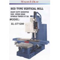 Milling Machine SL-ST1200-SERIES Manufactures