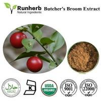 Butcher's Broom Extract ,butcher's broom extract factory Manufactures